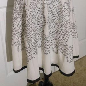 Anthropologie * Ranna Gill Skirts - ANTHROPOLOGIE Bellflower Skirt 2/4 Ranna Gill